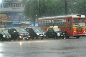 red alert issued for heavy rain in mumbai