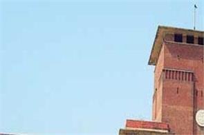 delhi university students  union election nsui candidate injured