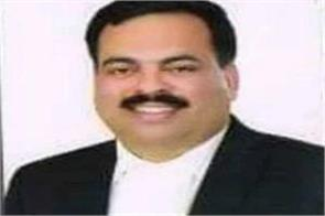 shashank shekhar appointed as advocate general of m p