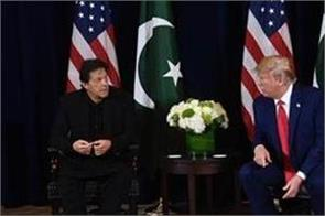 trump snubbed pakistani reporters front of imran khan