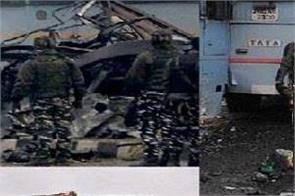 jammu and kashmir pulwama attack crpf jaish e muhammad