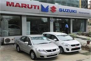 maruti suzuki expects vehicle sales to increase during festive season