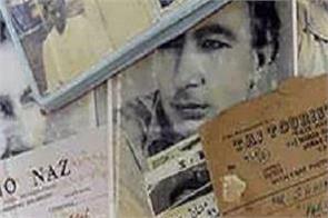 sahir ludhianvi handwritten nazms ghazals diarie junk shop