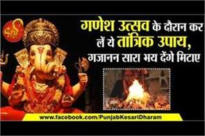 ganesh tantrik upay to fulfill your desires