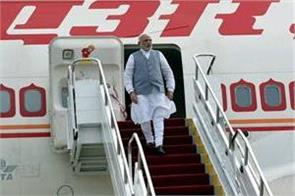 india reprimanded pakistan for not giving way to pm modi plane