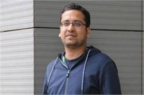 iit delhi honored binny bansal as co founder of flipkart