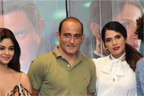 film section 375 starcast of akshaye khanna and richa chadda exclusive interview