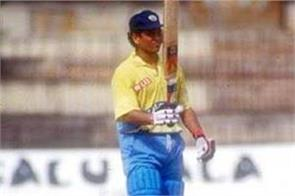 25 years of sachin s first century know what was the result of the match