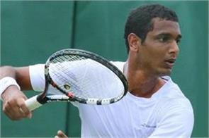 ramkumar defeated ilhan in atp challenger