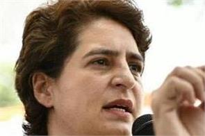 priyanka gandhi says bjp is afraid of general public issues