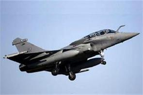 fighter jet rafale will be deployed on china border