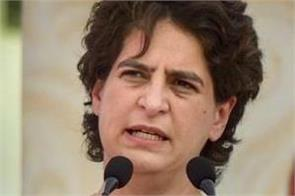 priyanka gandh attack on bjp government about chinmayananda case