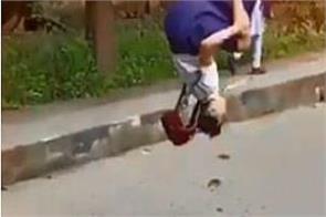school kids viral video gymnastics nadia comaneci kolkata kiren rijiju