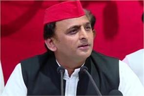 akhilesh took a dig at yogi sarkar s two and a half year tenure
