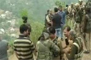 terrorist attack on army convoy in doda of jammu and kashmir