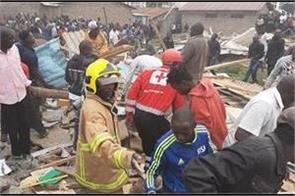 7 children killed 57 injured in kenyan classroom collapse