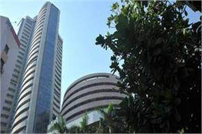 sensex rose 164 points and the nifty closed at 11003
