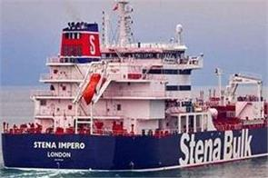 iran releases british oil tanker
