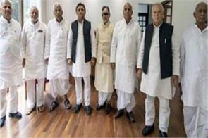 sp delegation met yogi said mp azam khan will goat and buffalo steal