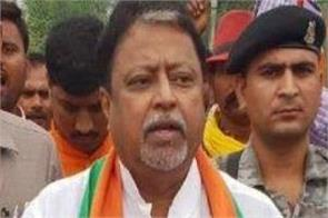 kolkata police summoned mukul roy in financial scam