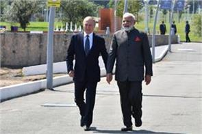 putin invited modi to visit moscow