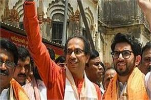 uddhav thackeray says time to build ram temple