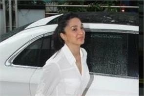 kiara advani spotted at emmay entertainment office