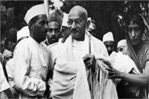 mahatma gandhi did not get permission to visit this temple