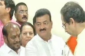 bhaskar jadhav joins shivsena left ncp maharastra uddhav thackeray
