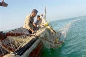 tamil nadu rameshwaram 8 fisherman missing  boat sinked sea