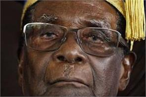 mugabe to be buried next sunday government media