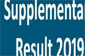 rbse 10th supplementary result 2019 expected to be released soon