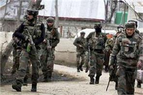 security forces intensify search operations terrorist incident