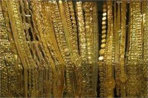 gold shines 150 rupees silver also stronger