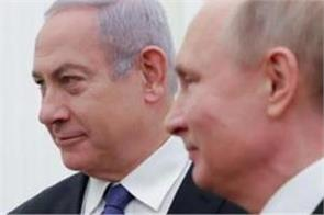 putin to hold talks with israeli pm netanyahu on thursday