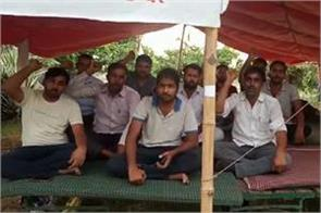 raw employees of haryana roadways gave ultimatum to government
