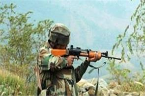 pak targets mendhar and balakot sector of poonch