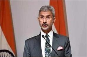 india wants a free and balanced indo pacific region jaishankar
