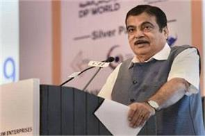 gadkari to inaugurate third section of delhi meerut expressway on monday