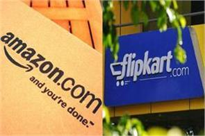 amazon flipkart to provide 1 4 lakh temporary jobs on festive sale