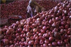 high prices of onion will be made till november