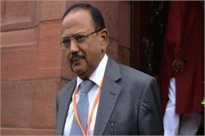nsa doval chalked out a plan against militants in kashmir