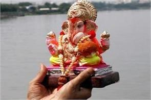 the people of nashik donated ganesh idols instead of immersing them