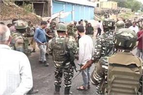 j k celebration of jawans after 3 terrorists killed video surfaced