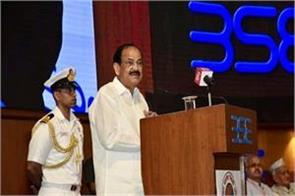 vice president naidu spoke on indian history who looted the country