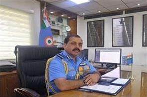 we are fully prepared to deal with any situation iaf chief rks bhadoria