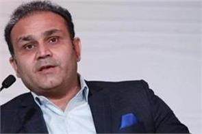 sehwag s disputed statement  raised questions on the god of cricket