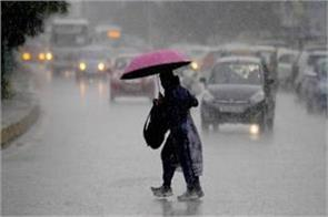 monsoon will leave on monday rains continue in many parts of the country