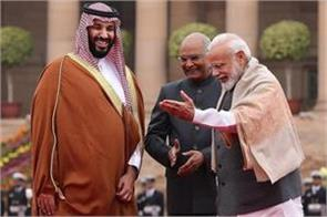 saudi arabia is considering investing 100 billion dollars in india