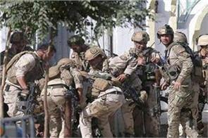 110 terrorists in afghanistan in last 24 hours
